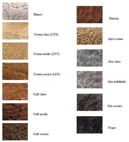 La fibre d'alpaga - couleurs - Fine Alpaca fine laine et coton du Pérou