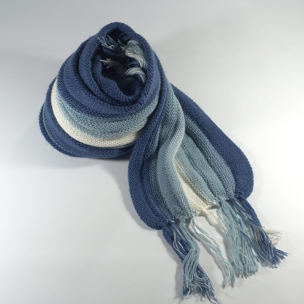 Écharpe CASUAL en alpaga & laine - écharpes, bonnets et pulls en alpaga