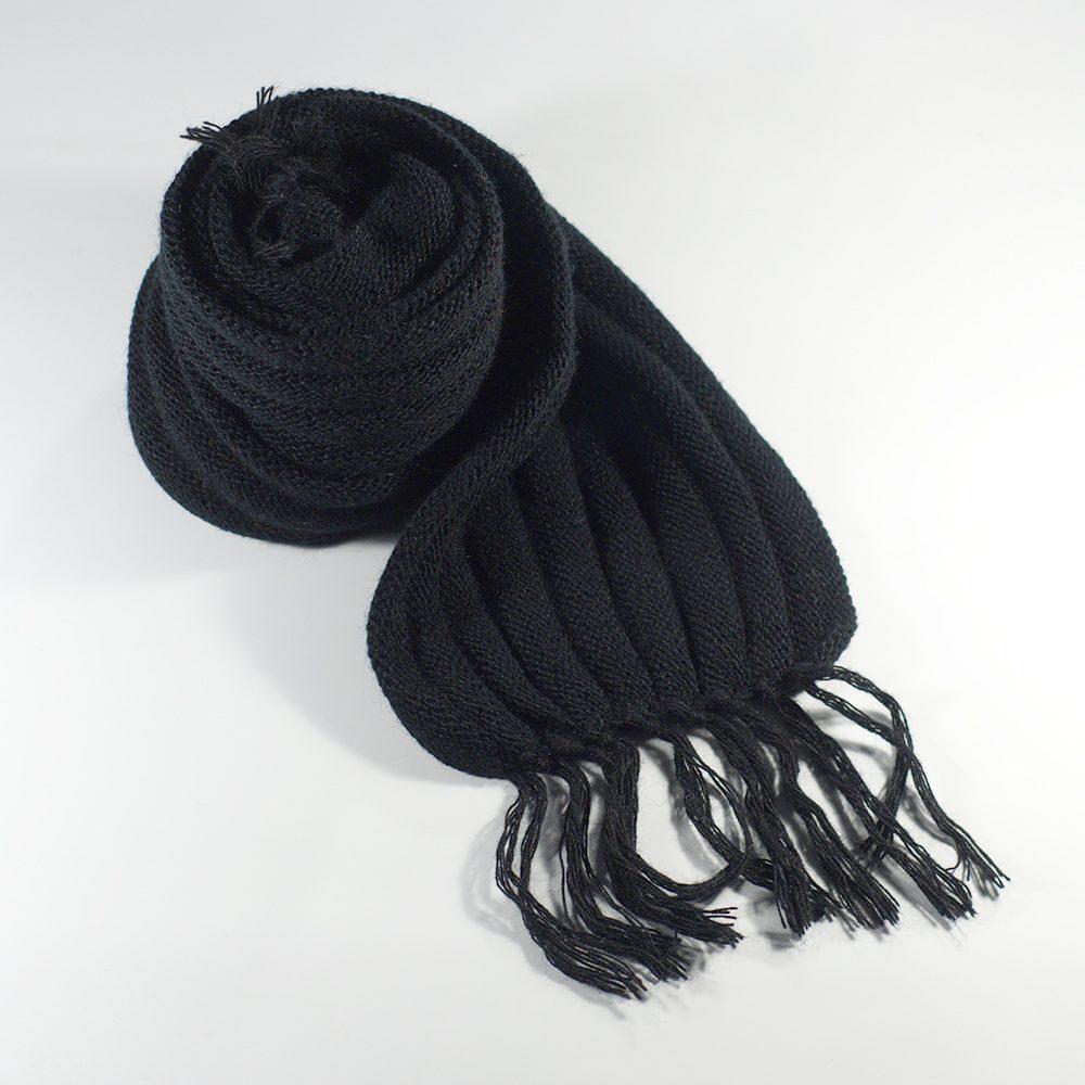 Écharpe CASUAL ONE en alpaga et laine - écharpes, bonnets et pulls en alpaga