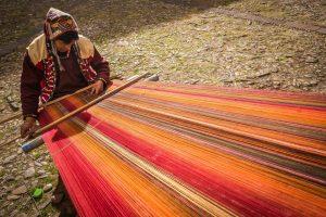 Fine Alpaca, fine laine et coton du Pérou