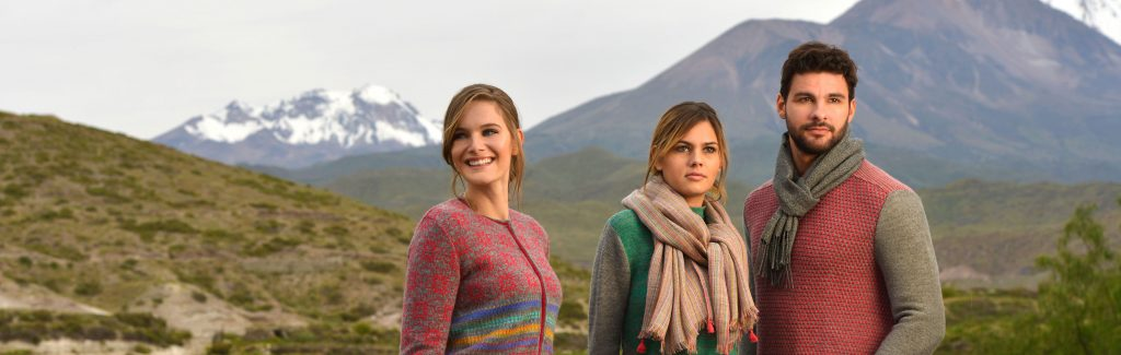 Alpaga et coton Pima du Pérou - Fine Alpaca